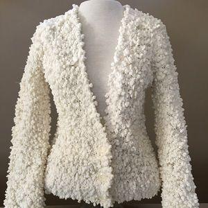 Sweaters - Cozy comfy 'popcorn' cardigan sweater.